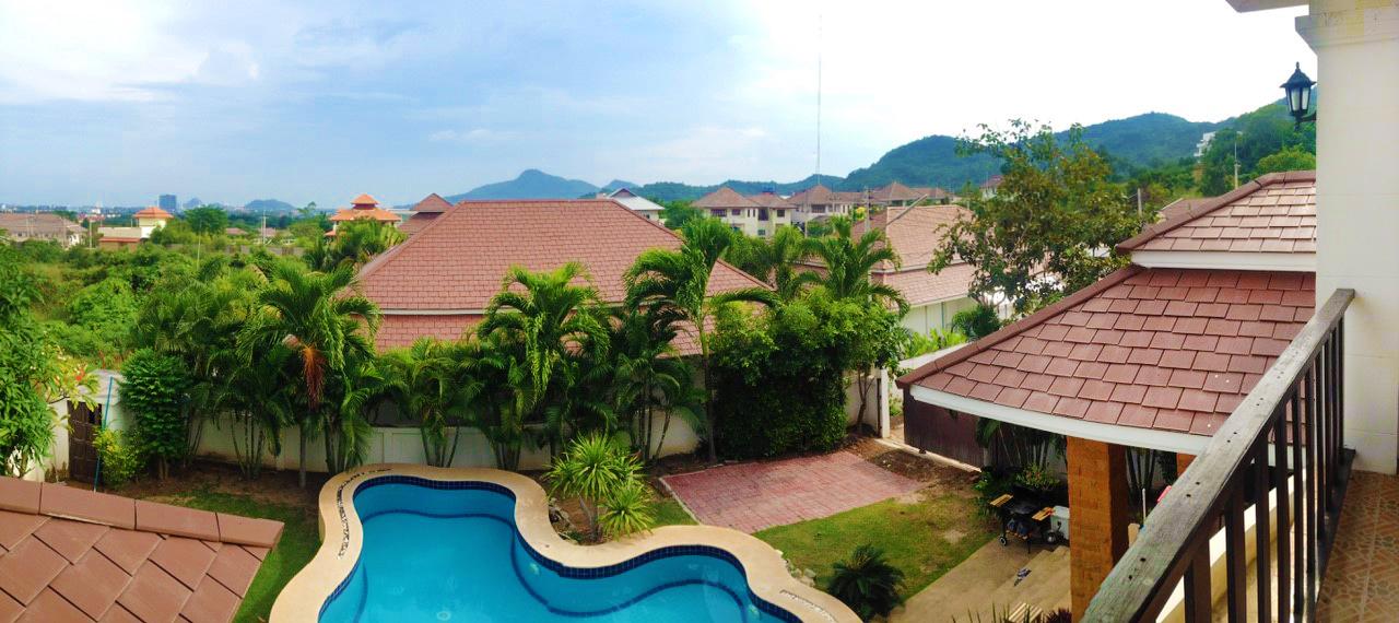 บ้านอิงธารา หัวหิน พูลวิลล่า