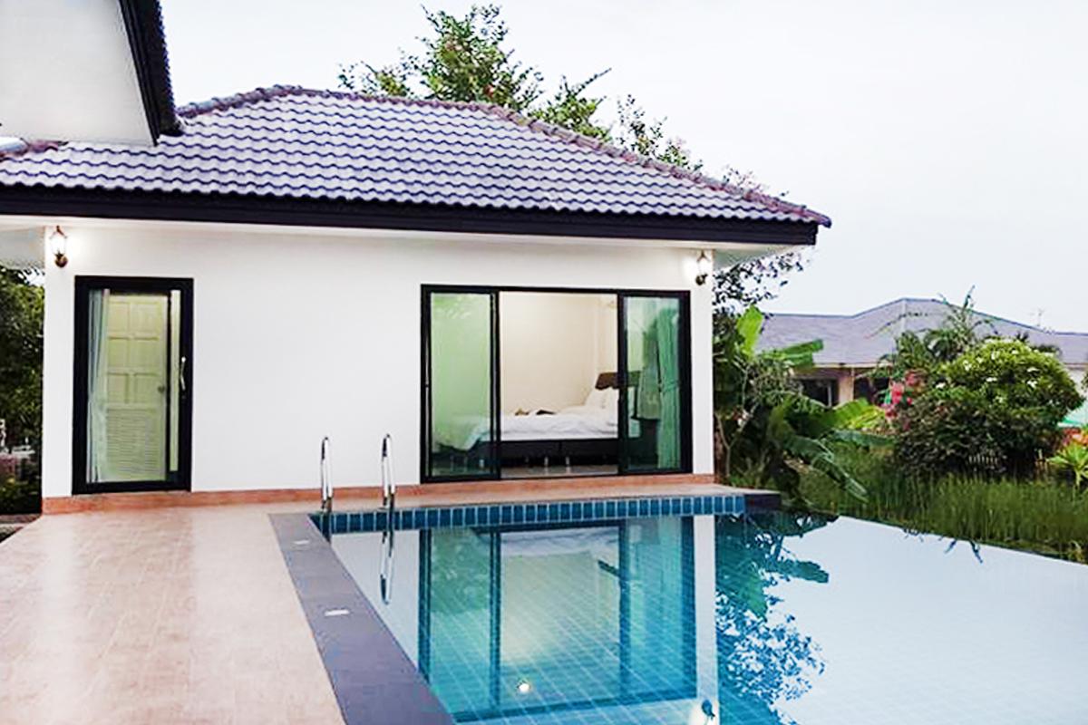 บ้านริมธาร หัวหิน พูลวิลล่า