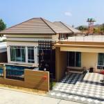 บ้านทานตะวัน หัวหิน พูลวิลล่า (หลังที่ 2)