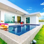 บ้านน้ำเพชร หัวหิน พูลวิลล่า