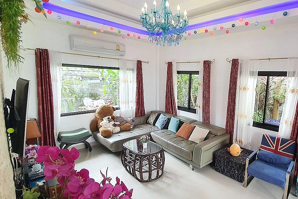 บ้านช้างกัลยา หัวหิน พูลวิลล่า